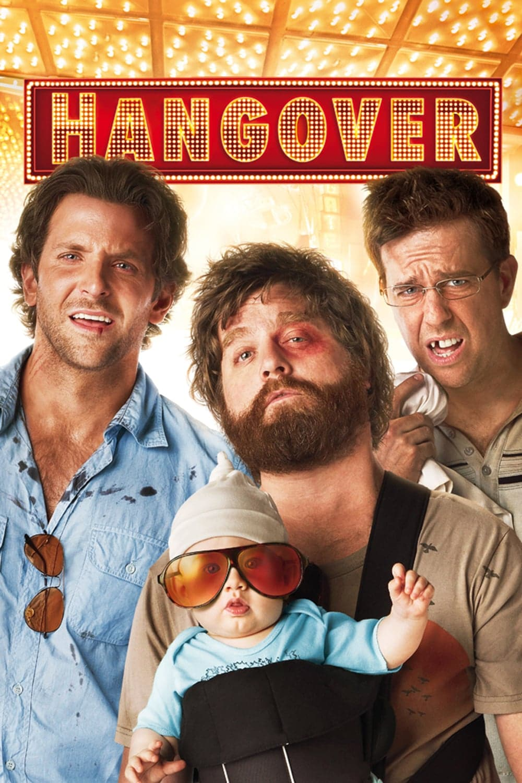 "Plakat von ""Hangover"""
