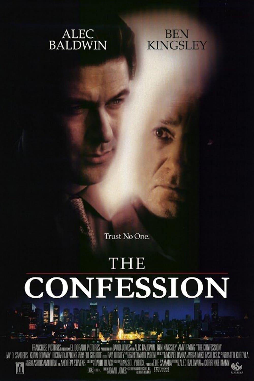 """Plakat von """"The Confession – Das Geständnis"""""""