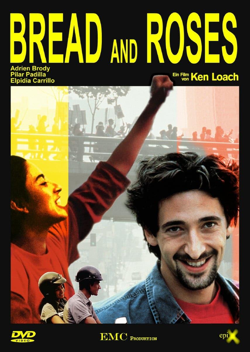 """Plakat von """"Bread and Roses"""""""