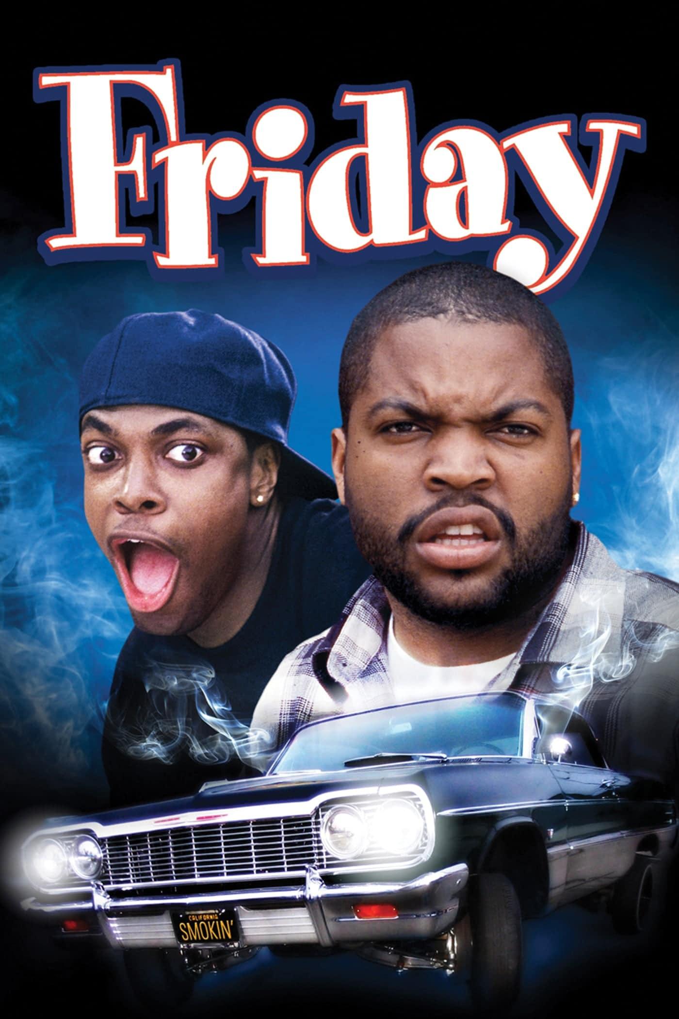 """Plakat von """"Friday"""""""