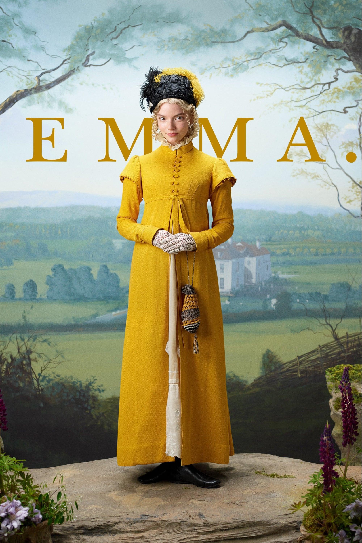 """Plakat von """"Emma."""""""