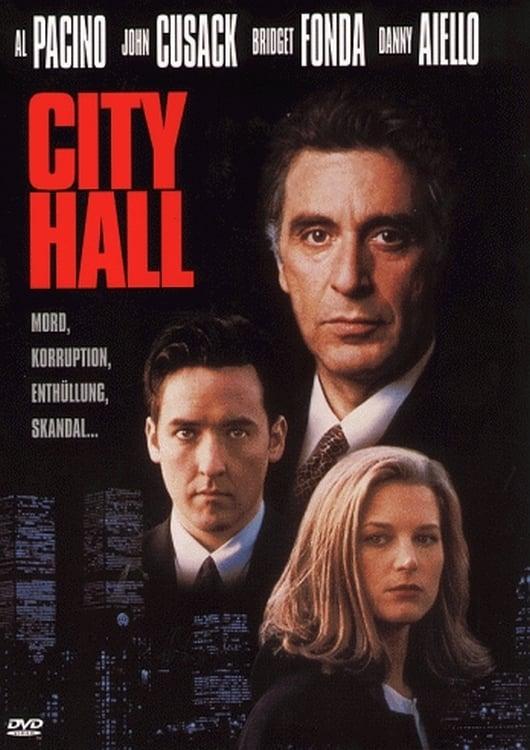 """Plakat von """"City Hall"""""""