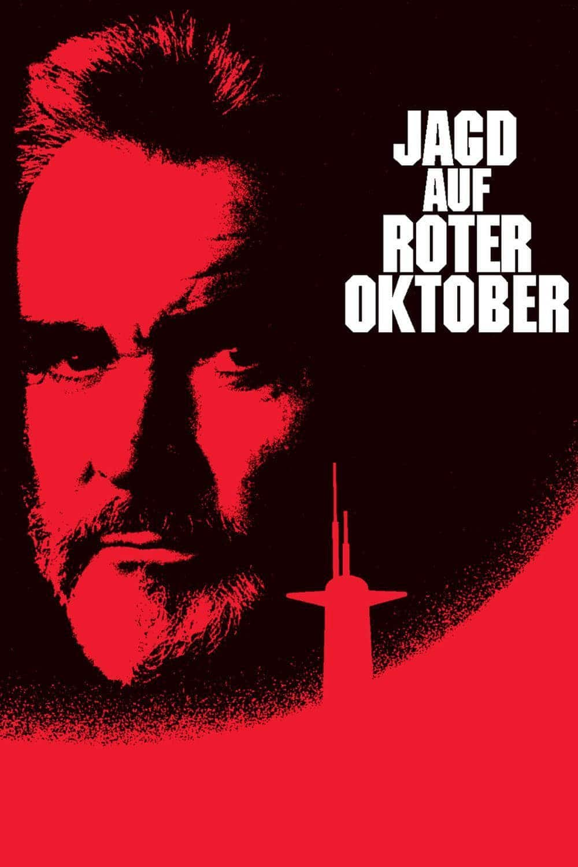 """Plakat von """"Jagd auf Roter Oktober"""""""