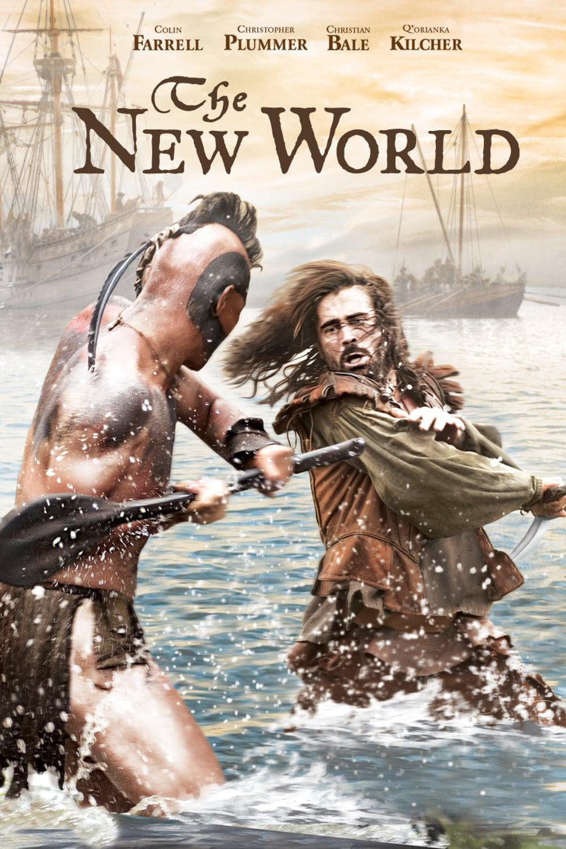 """Plakat von """"The New World"""""""