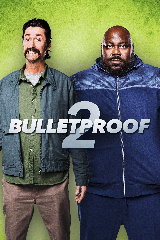 """Plakat von """"Bulletproof 2"""""""
