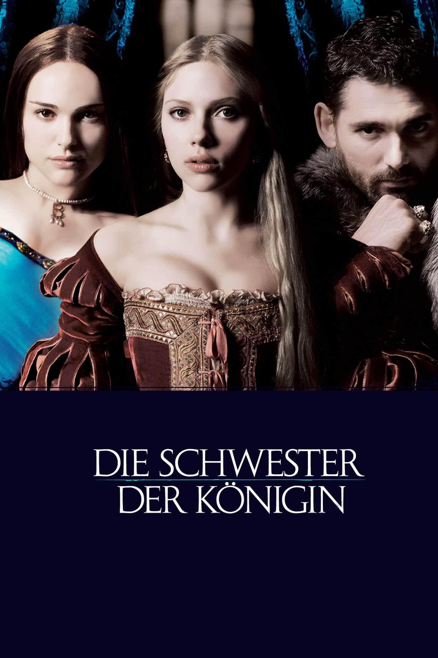 """Plakat von """"Die Schwester der Königin"""""""