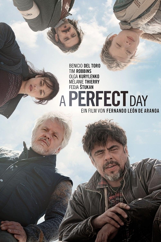 """Plakat von """"A Perfect Day"""""""