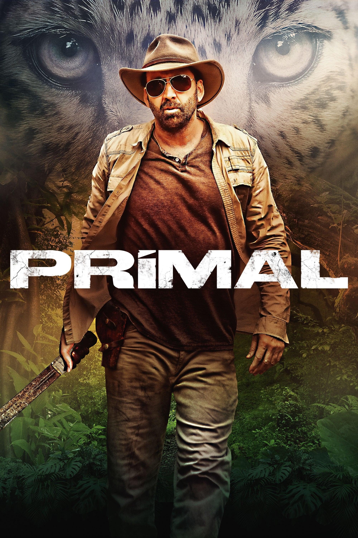 """Plakat von """"Primal"""""""