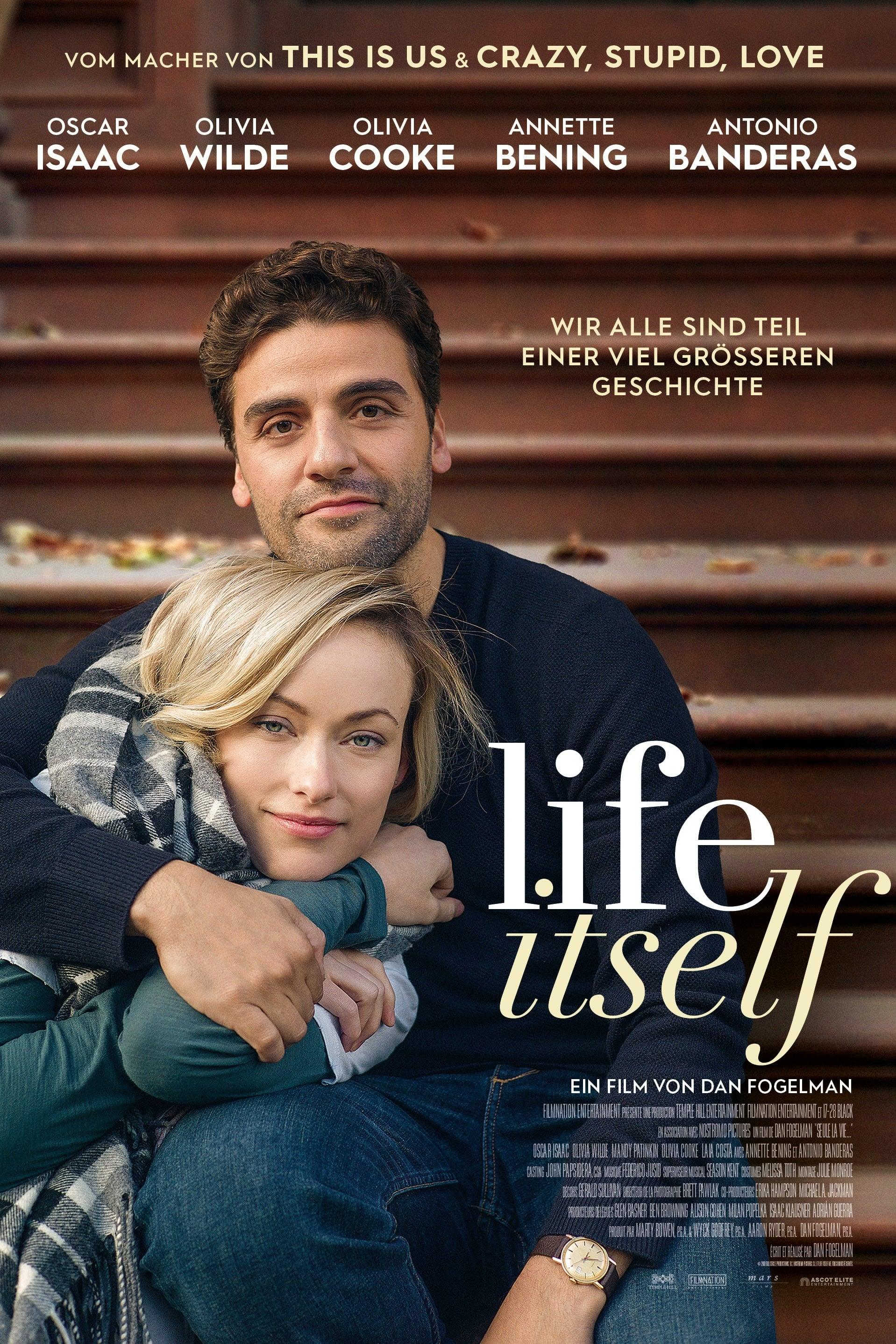 "Plakat von ""Life Itself"""