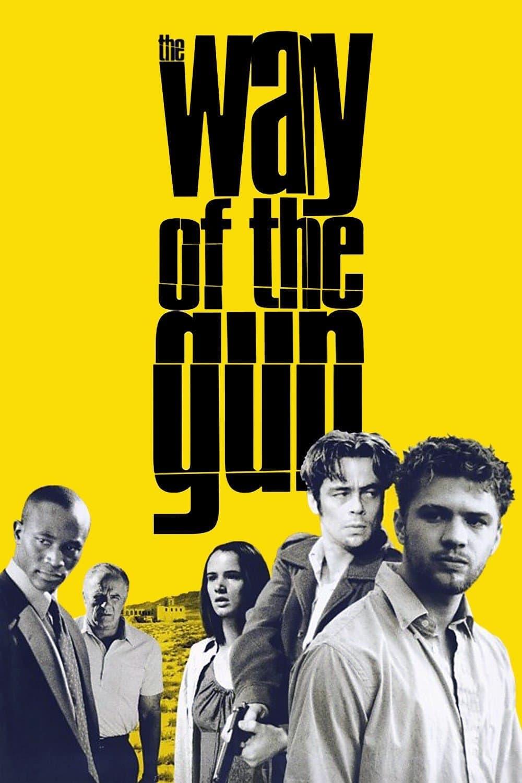 """Plakat von """"The Way of the Gun"""""""