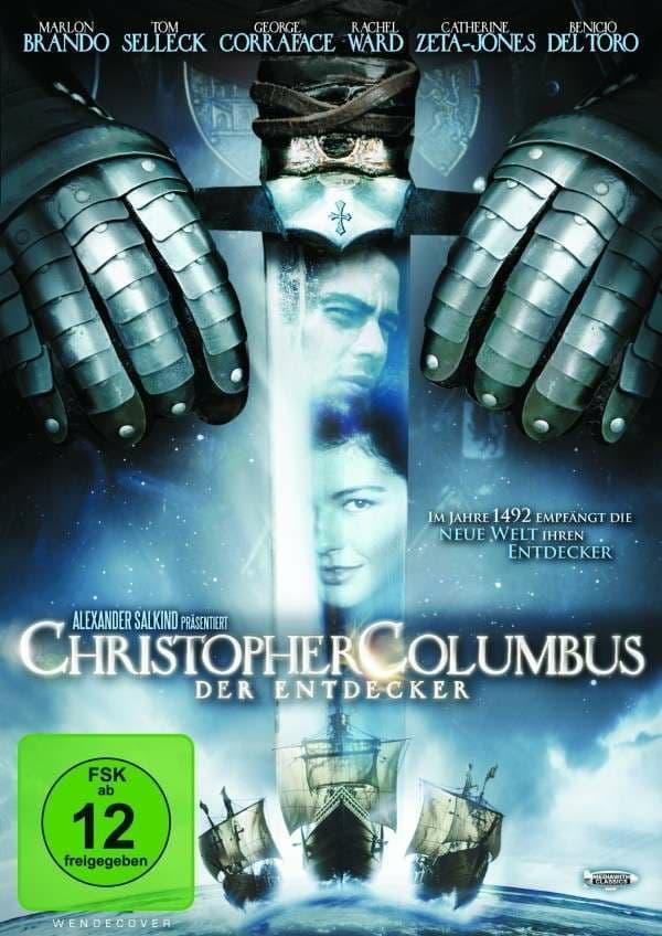 """Plakat von """"Christopher Columbus - Der Entdecker"""""""
