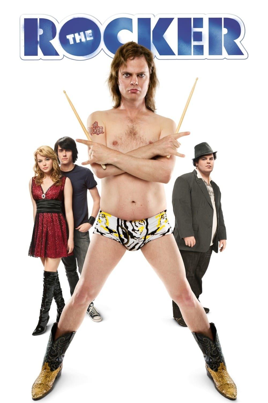 """Plakat von """"The Rocker"""""""