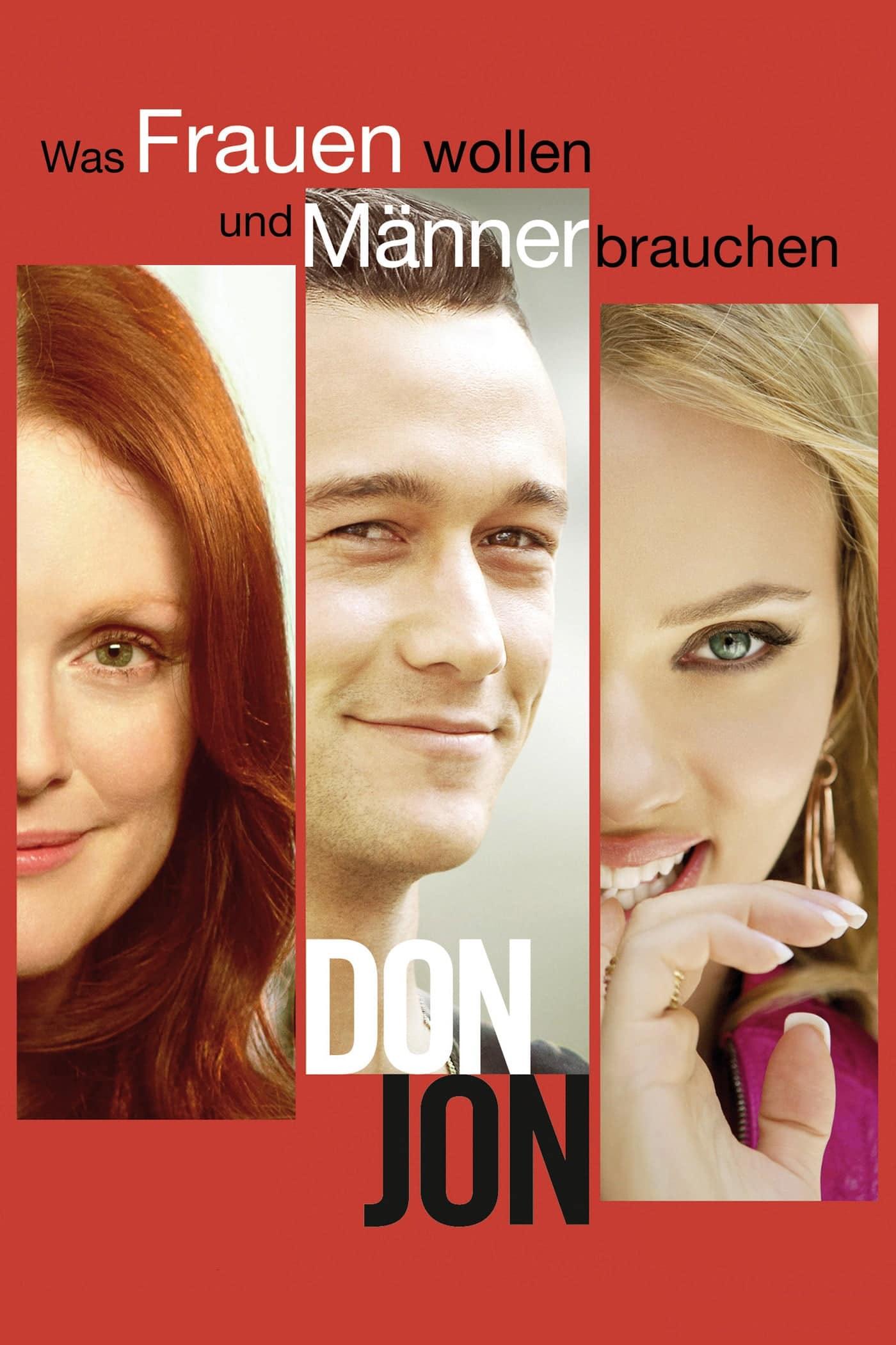 """Plakat von """"Don Jon"""""""