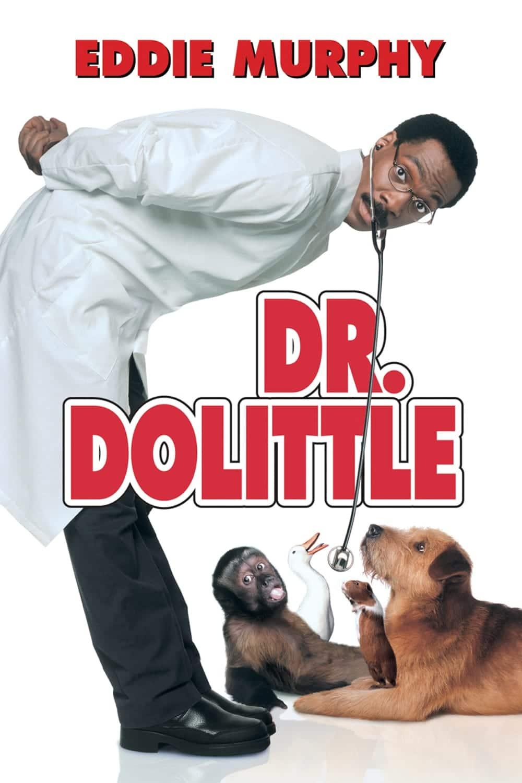 """Plakat von """"Dr. Dolittle"""""""