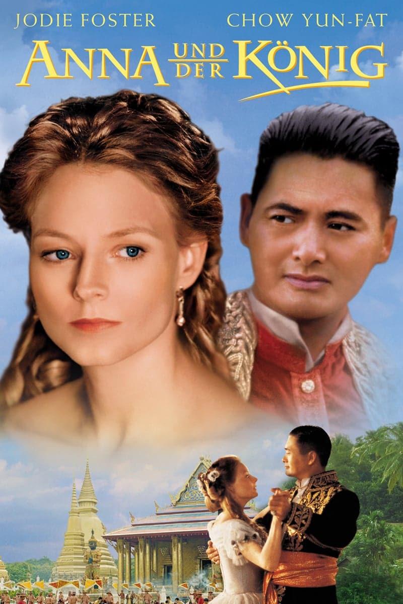 """Plakat von """"Anna und der König"""""""