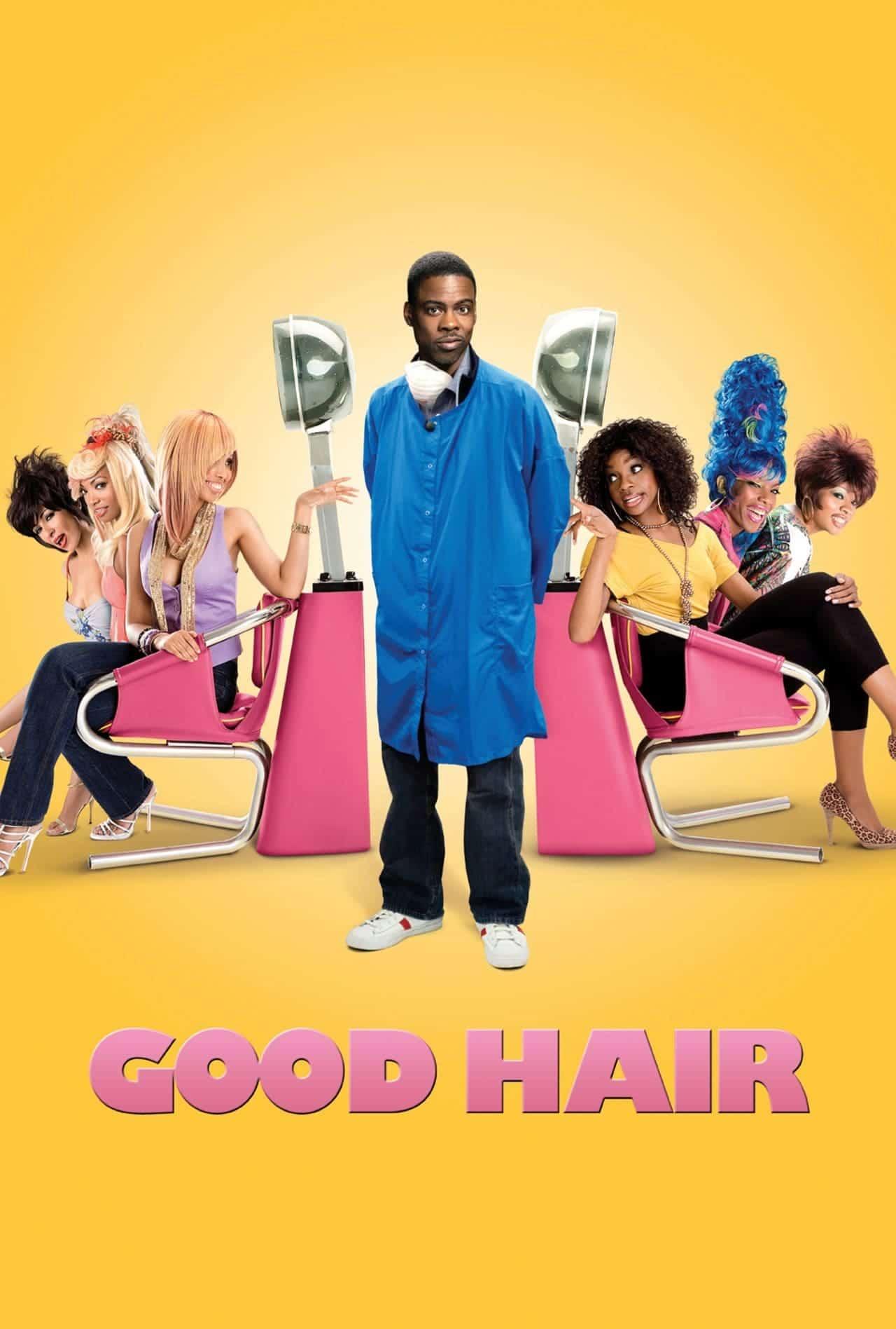 """Plakat von """"Good Hair"""""""