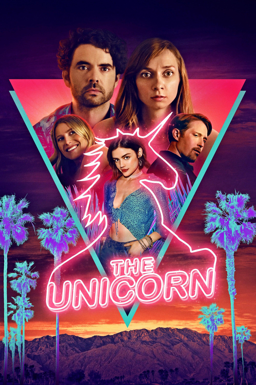 "Plakat von ""The Unicorn"""