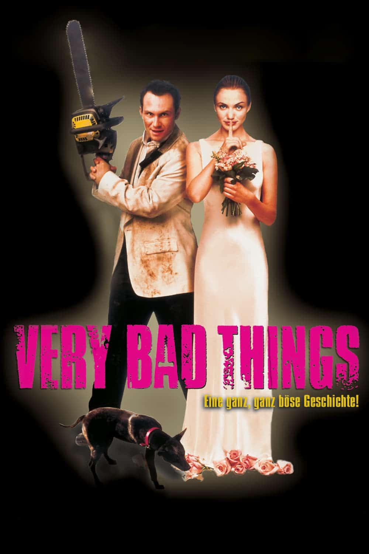 """Plakat von """"Very Bad Things"""""""