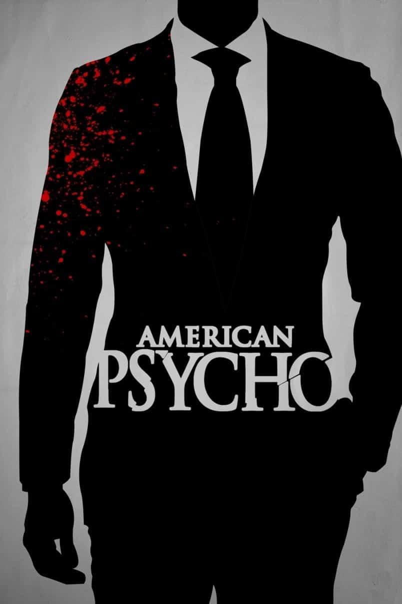 """Plakat von """"American Psycho"""""""