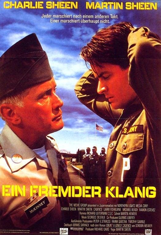 """Plakat von """"Ein fremder Klang"""""""