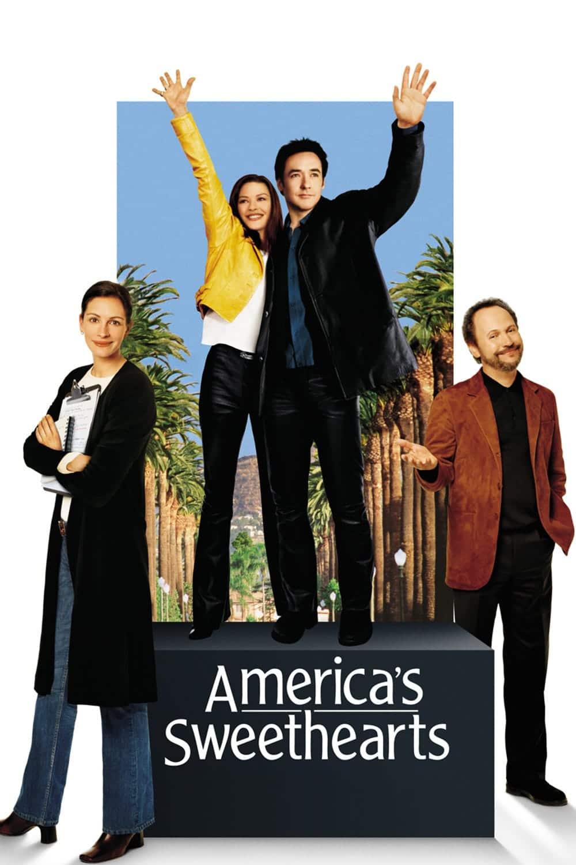 "Plakat von ""America's Sweethearts"""