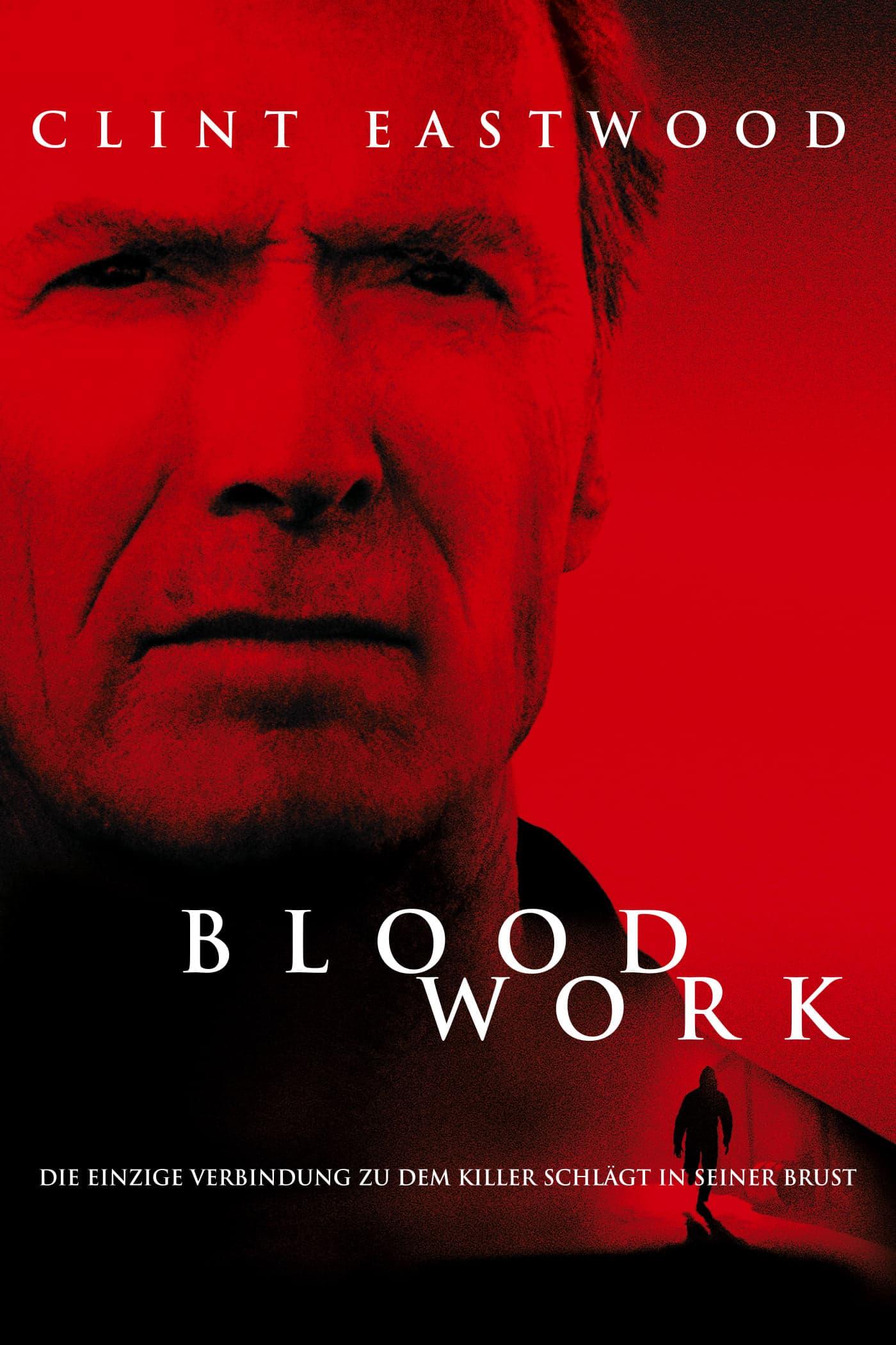 """Plakat von """"Blood Work"""""""