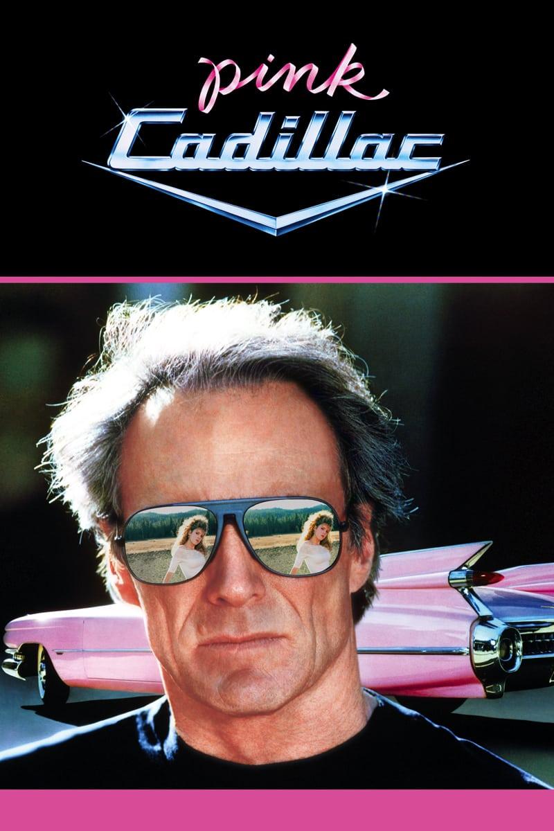 """Plakat von """"Pink Cadillac"""""""