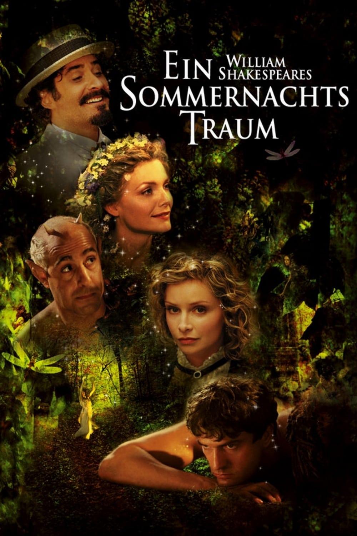 """Plakat von """"Ein Sommernachtstraum"""""""