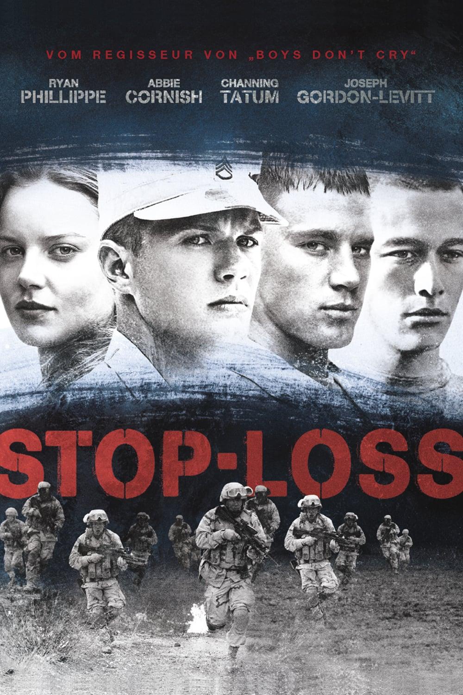 """Plakat von """"Stop-Loss"""""""