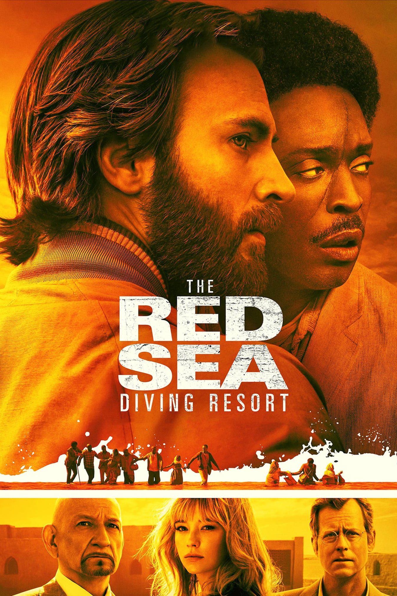 "Plakat von ""The Red Sea Diving Resort"""