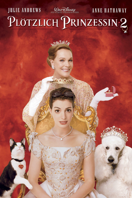 """Plakat von """"Plötzlich Prinzessin 2"""""""