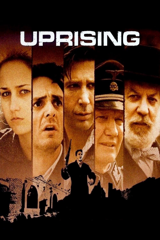 """Plakat von """"Uprising – Der Aufstand"""""""