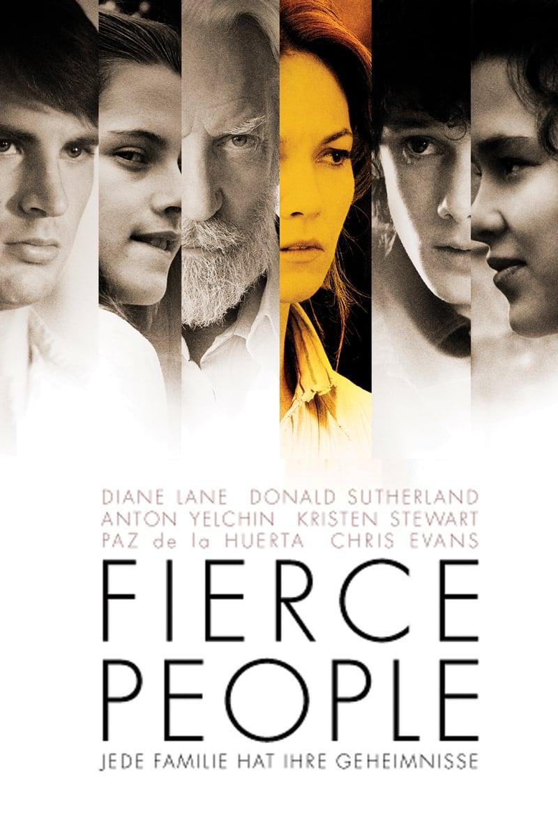 """Plakat von """"Fierce People"""""""