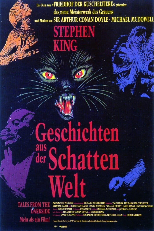 """Plakat von """"Geschichten aus der Schattenwelt"""""""