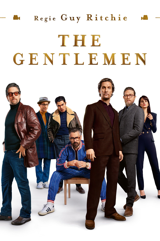 "Plakat von ""The Gentlemen"""
