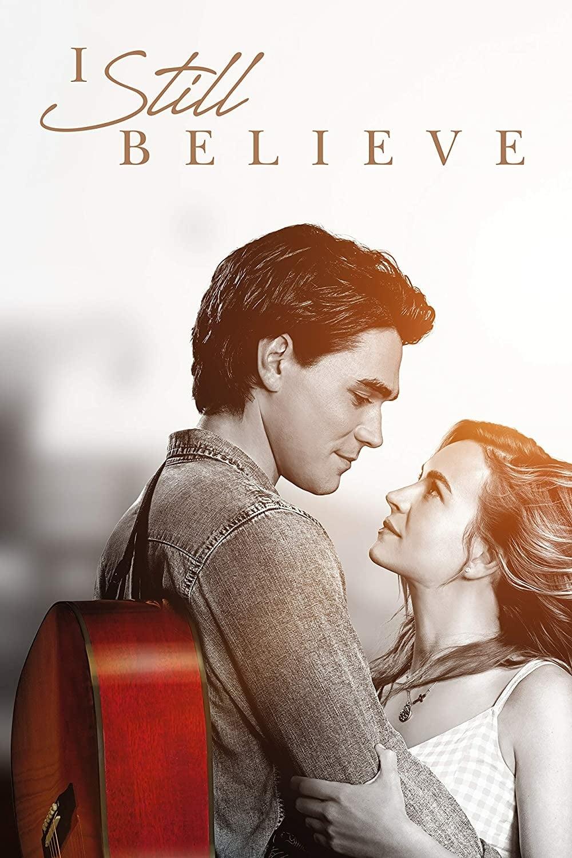 """Plakat von """"I Still Believe"""""""