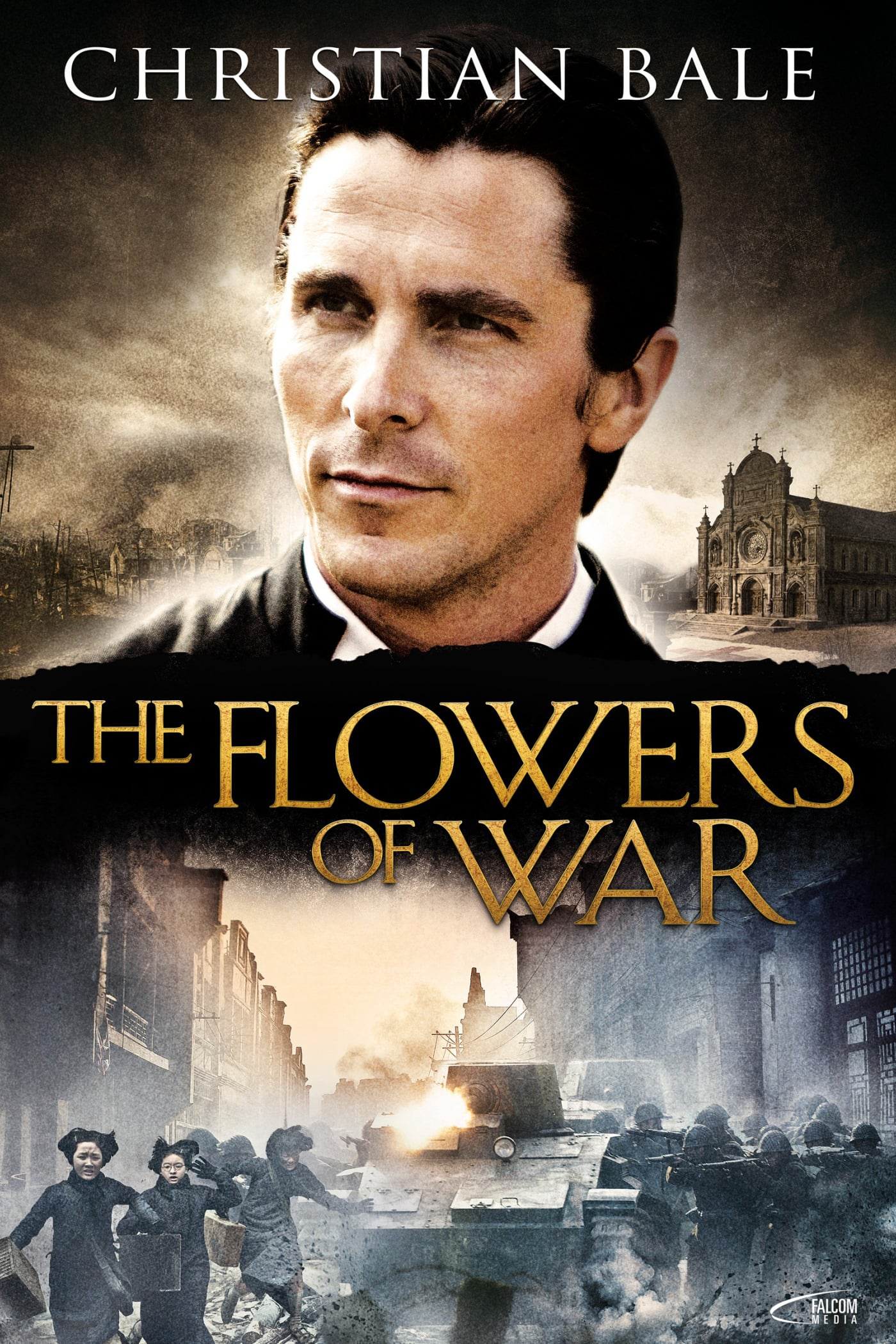 "Plakat von ""The Flowers of War"""