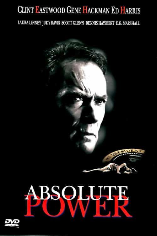 """Plakat von """"Absolute Power"""""""