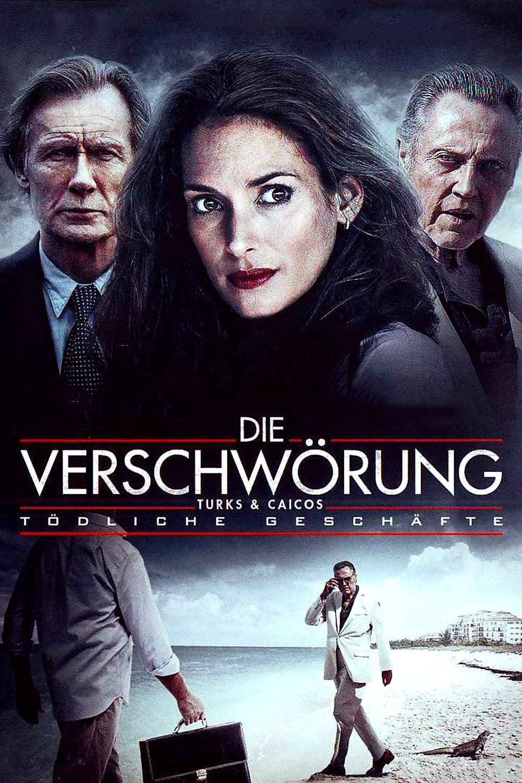 """Plakat von """"Die Verschwörung - Tödliche Geschäfte"""""""