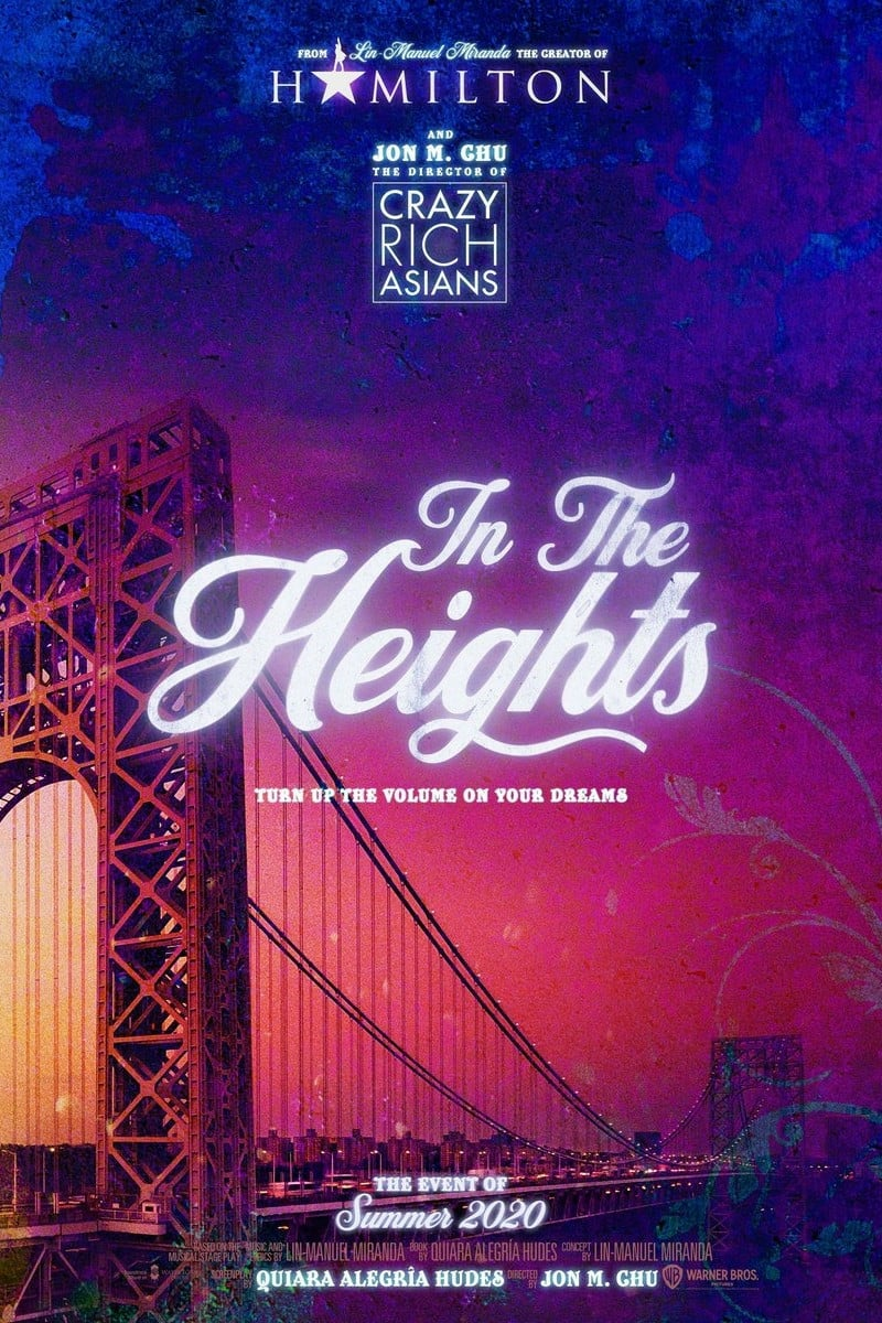 "Plakat von ""In the Heights"""