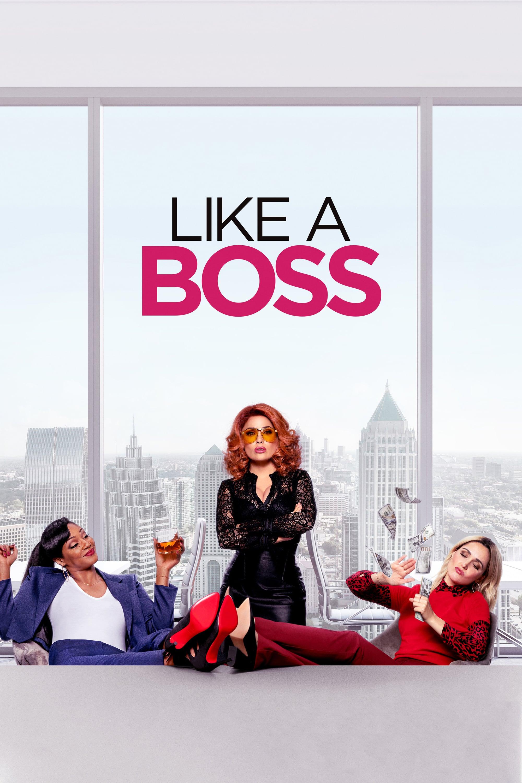 """Plakat von """"Like a Boss"""""""