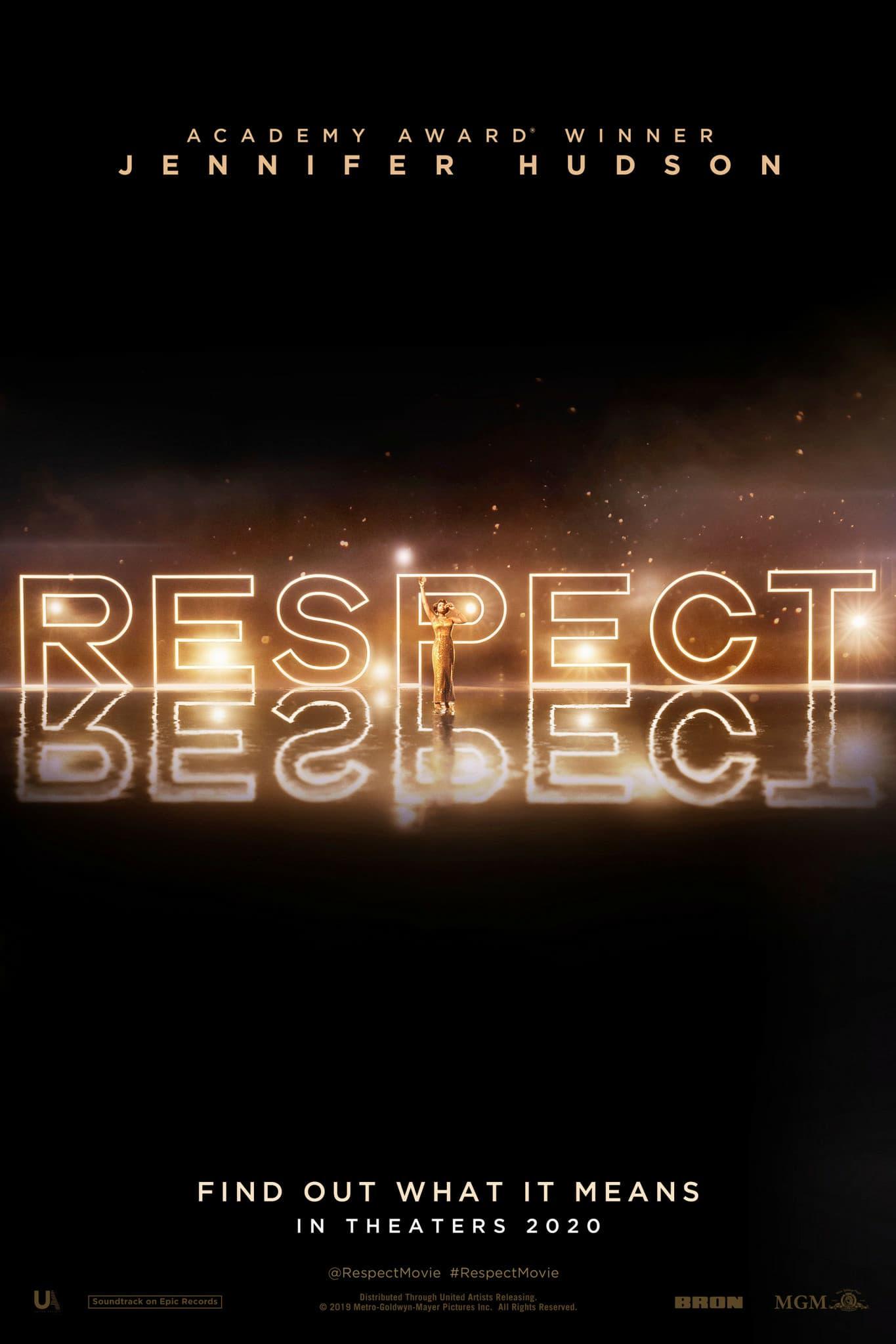 """Plakat von """"Respect"""""""