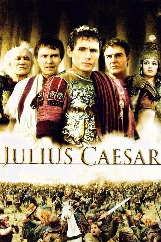 """Plakat von """"Julius Caesar"""""""