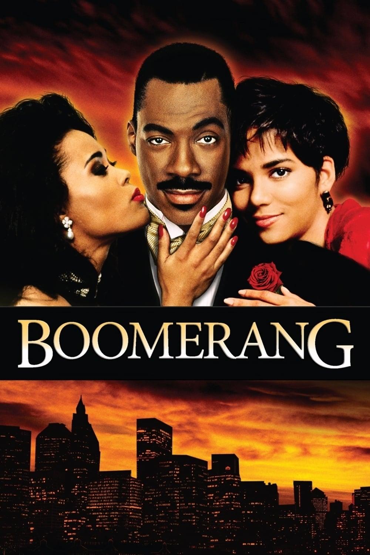 """Plakat von """"Boomerang"""""""