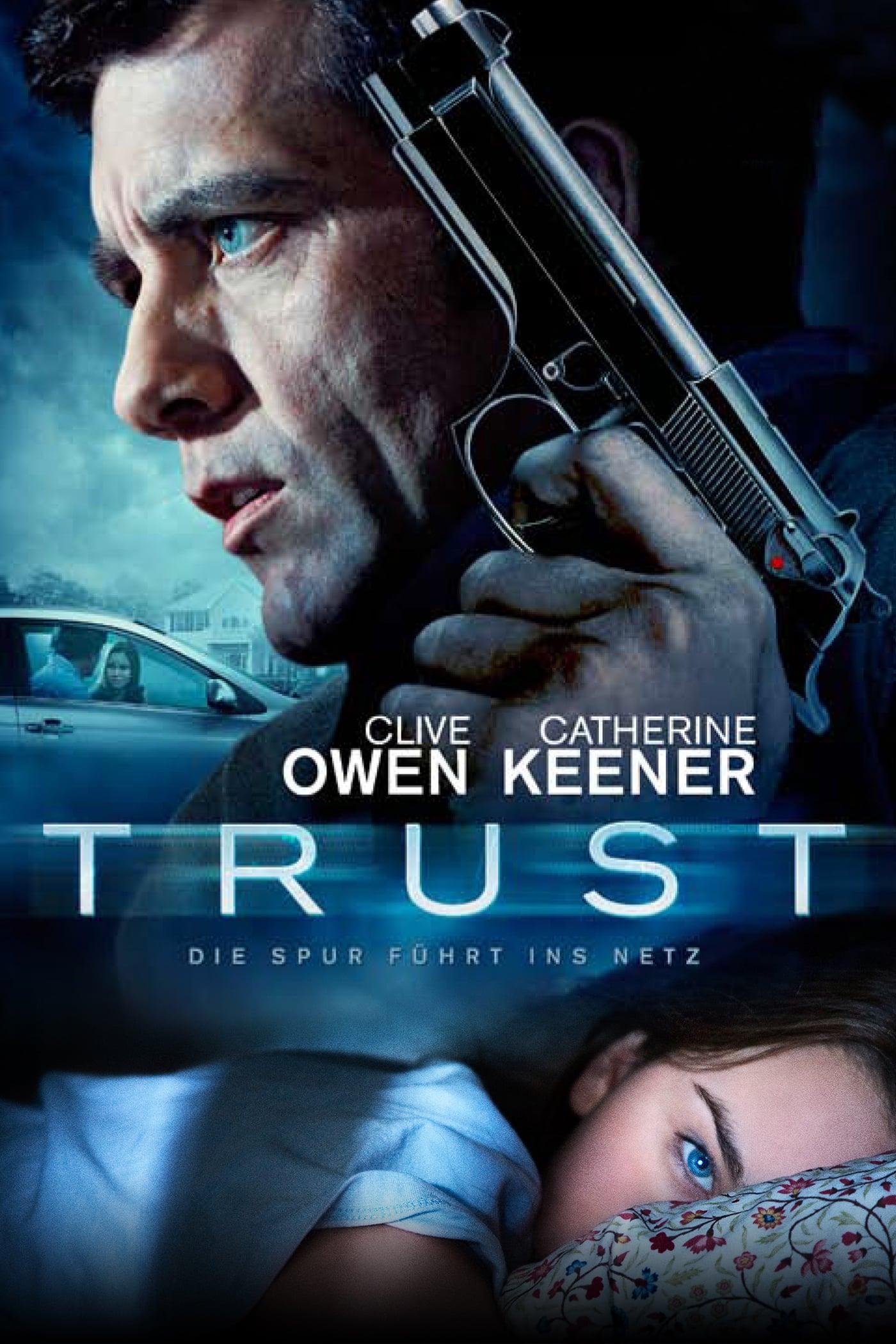 """Plakat von """"Trust"""""""
