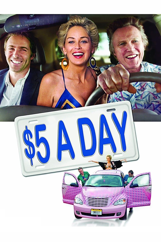 """Plakat von """"5 Dollars a Day"""""""