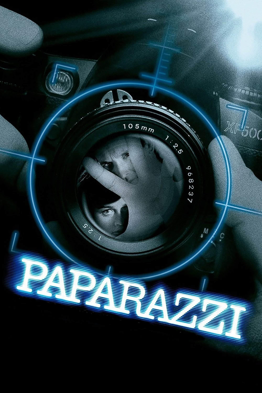 """Plakat von """"Paparazzi"""""""