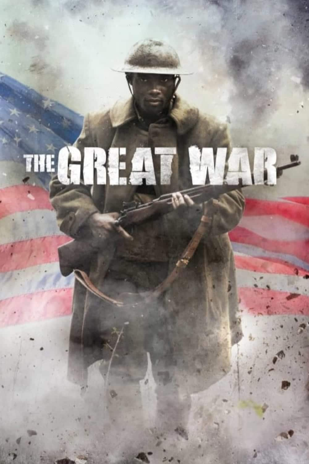 "Plakat von ""The Great War"""