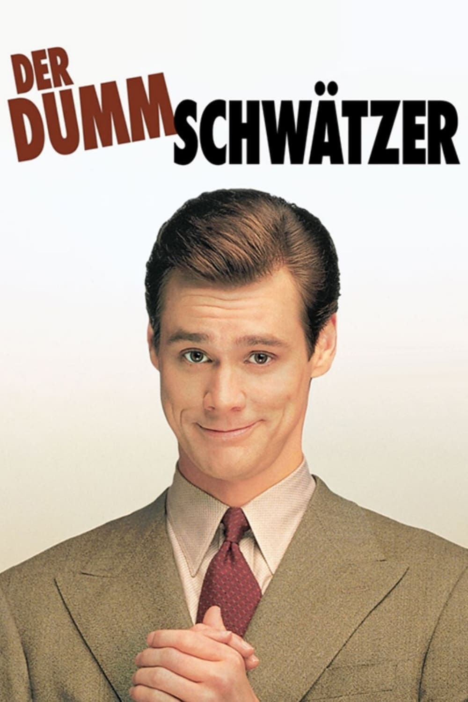 """Plakat von """"Der Dummschwätzer"""""""