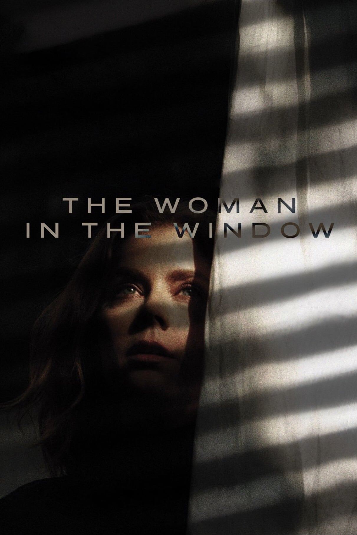 "Plakat von ""The Woman in the Window"""